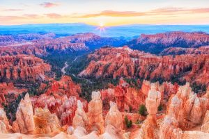 Bryce Canyon at Sunrise - Pix on Trips