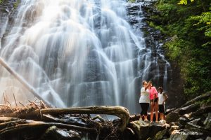 Crabtree Falls - Pix on Trips