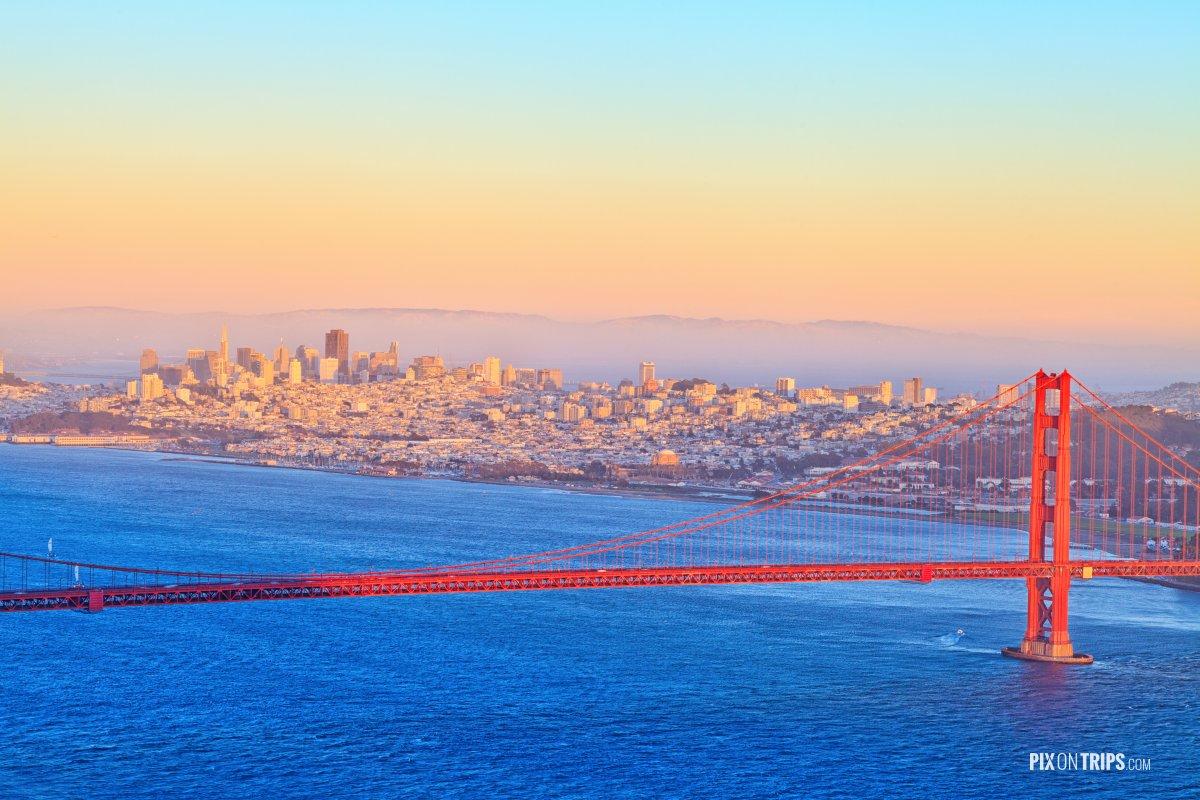 Golden Gate Bridge - Pix on Trips