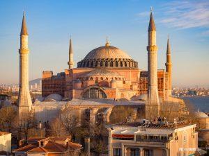 Hagia Sophia, Istanbul - Pix on Trips