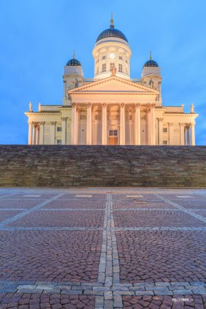 Helsinki Cathedral - Pix on Trips