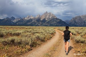 Hiking in Grand Teton National Park - Pix on Trips