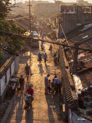 Morning street market in Nanjing, China - Pix on Trips