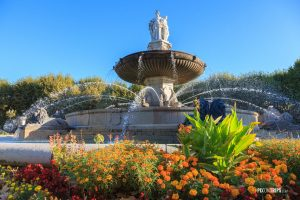 Fontaine de la Rotonde - Pix on Trips