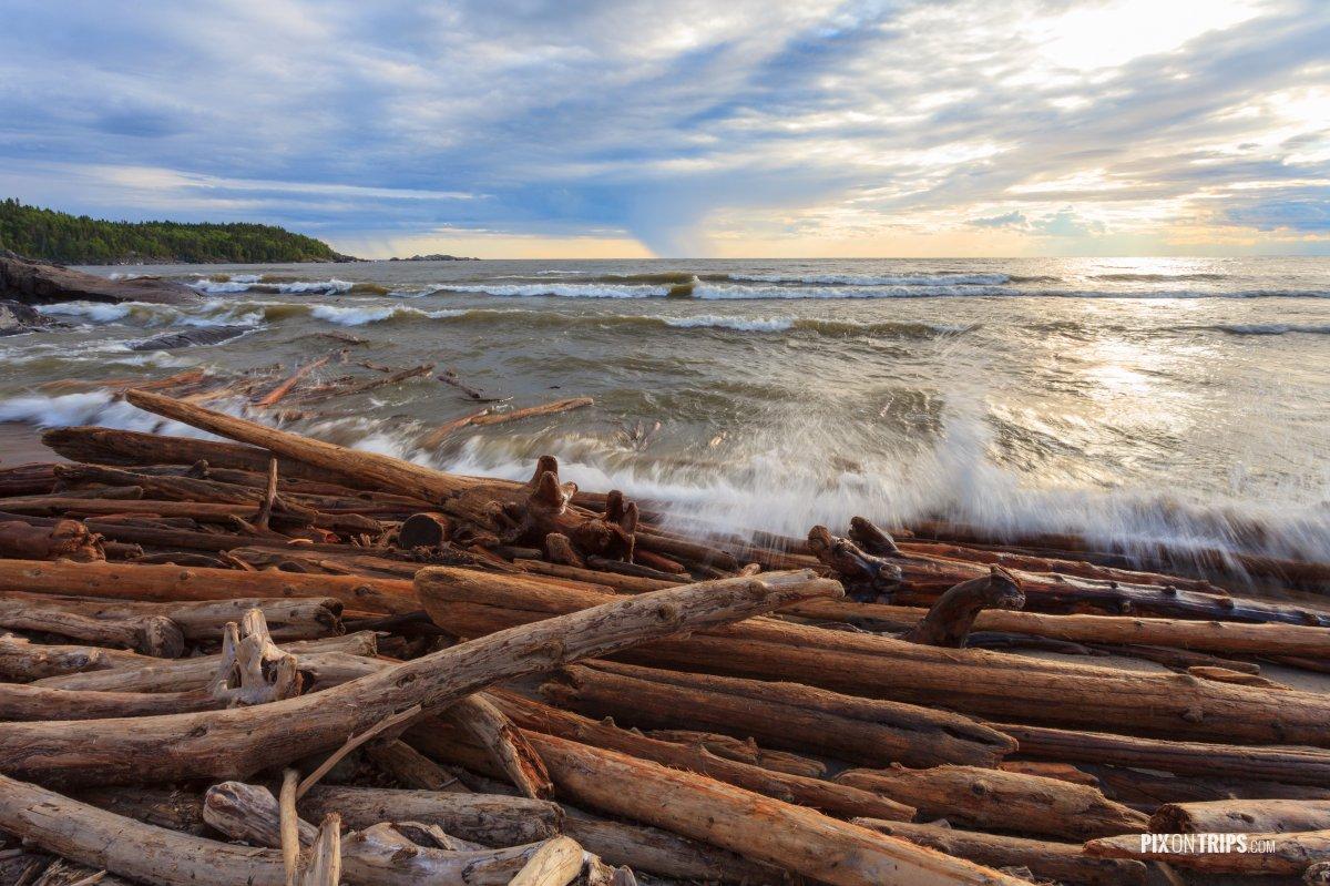 Lake Superior - Pix on Trips