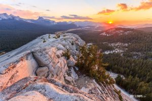Landscape of the Yosemite National Park - Pix on Trips