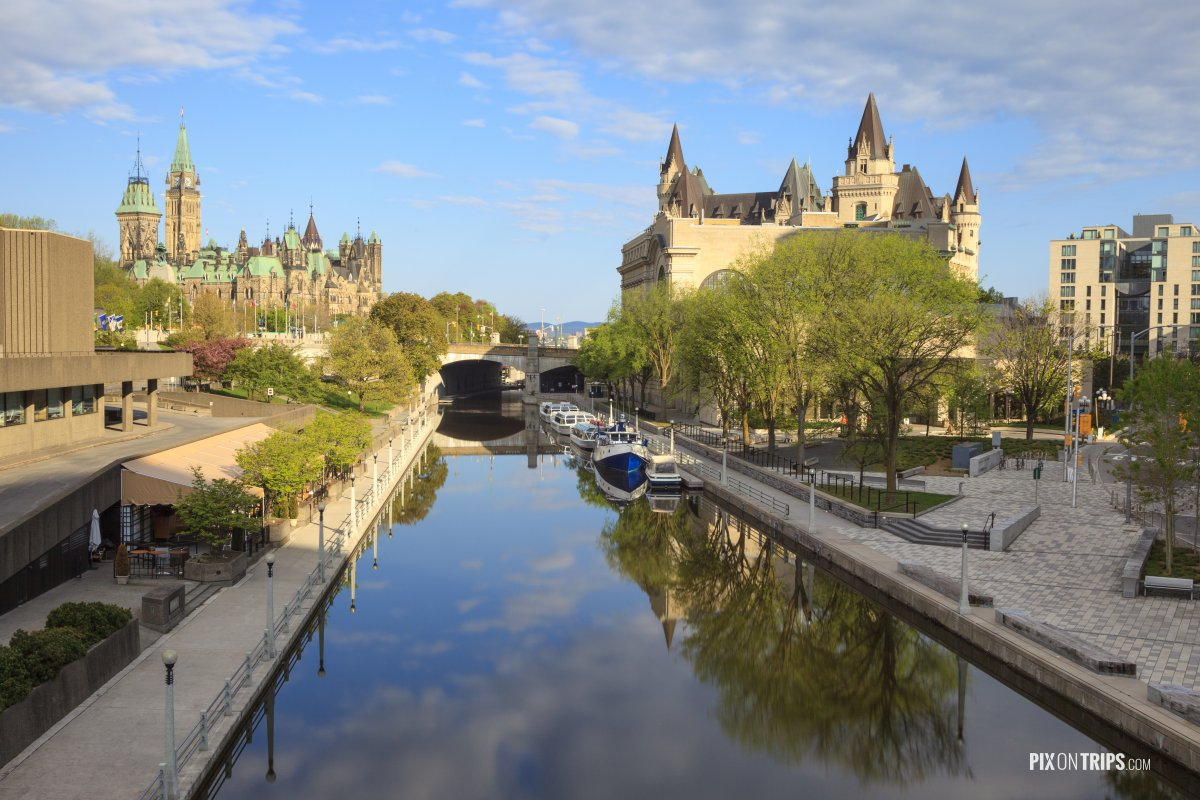 pix on trips ottawa rideau canal. Black Bedroom Furniture Sets. Home Design Ideas