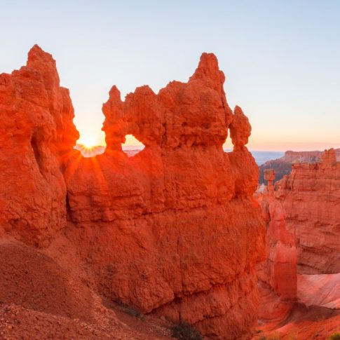 Sunrise at Bryce Canyon National Park - Pix on Trips