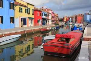 Burano, Italy - Pix on Trips