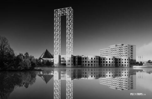 John G. Diefenbaker Building - Pix on Trips