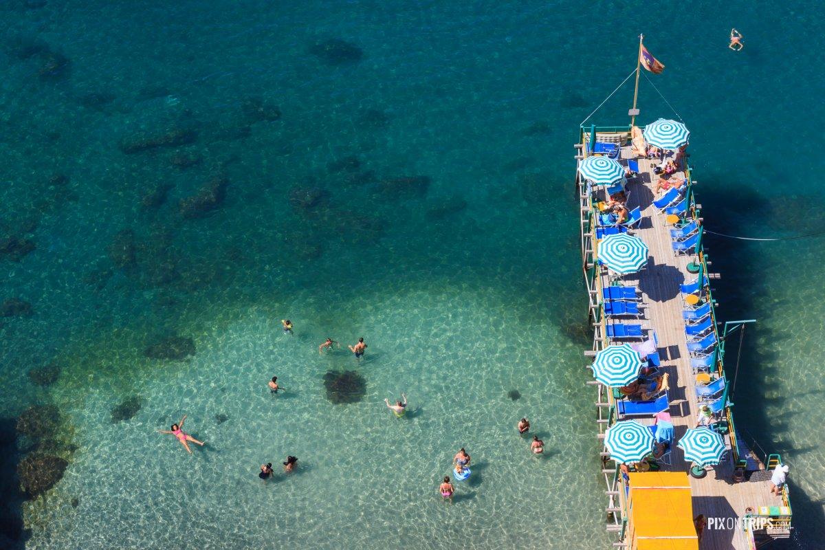Sorrento in Summer - Pix on Trips