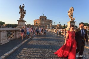 St. Angelo Bridge and St. Angelo Castle - Pix on Trips