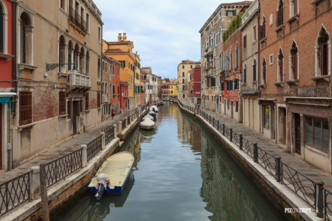 Streets of Venice - Pix on Trips