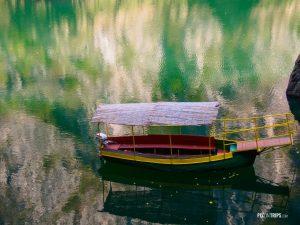 Touring Boat, Matka Canyon, Macedonia - Pix on Trips