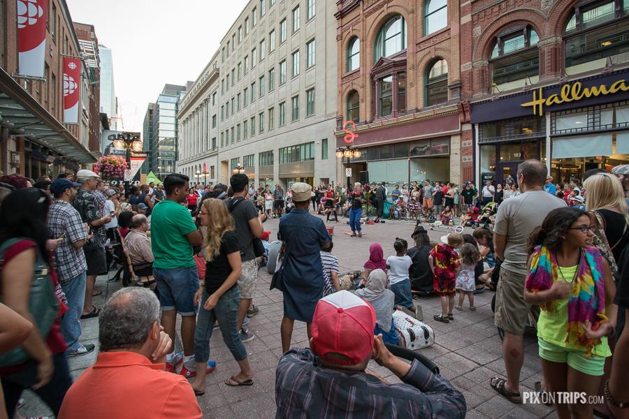 2016 Ottawa Buskerfest - Pix on Trips