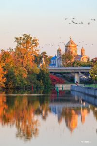 Ottawa Rideau Canal and fall colors - Pix on Trips