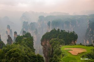 Zhangjiajie National Forest Park, Hunan, China - Pix on Trips