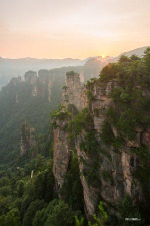 Zhangjiajie National Forest Park, Hunan, China - Pix on Trips
