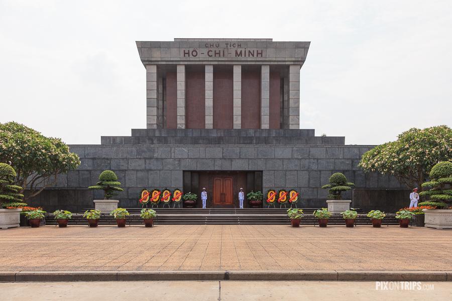 Ho Chi Minh's Mausoleum, Vietnam